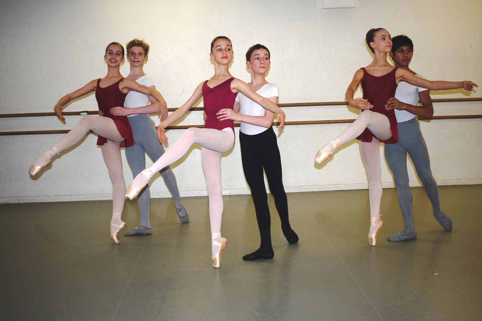 Stanlowa for Cours ballet adulte