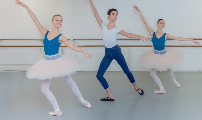 AUDITION ECOLE DU BALLET DE PARIS 2021